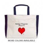 bridge player gift carry bag